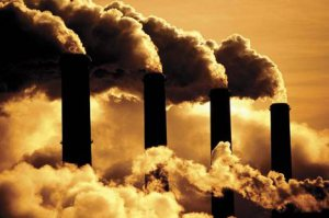 Coal fired power plants are the single largest source of pollution in any country. http://saferenvironment.wordpress.com/2008/09/05/coal-fired-power-plants-and-pollution/